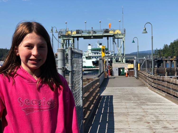 San Juan Island, Roche Harbor, , Washington State, PNW,  Friday Harbor, Washington DOL, Ferry